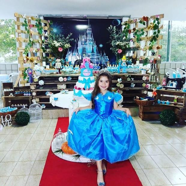 Valentina, filha de Cátia Paganote (Foto: Vidal Vieira/Divulgação)