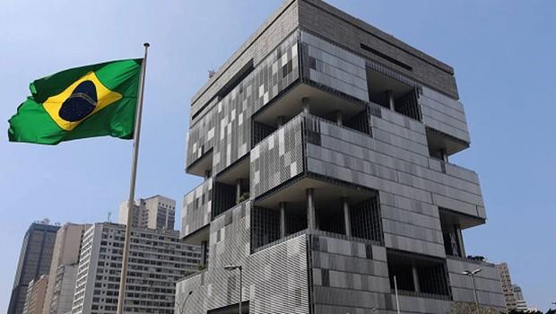 A sede da Petrobras no Rio de Janeiro (Foto: Ueslei Marcelino/Reuters)