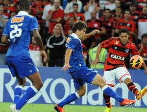 João Paulo Flamengo x Cruzeiro (Foto: Alexandre Vidal / Flaimagem)