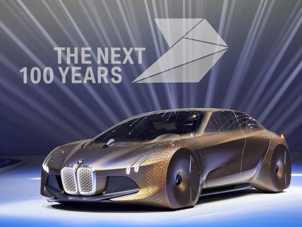 BMW Vision Next 100 (Foto: Divulgação)