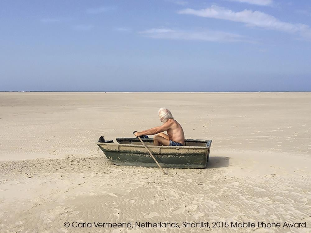 Finalista (Foto: Carla Vermeend, Holanda / Sony World Photography Awards)
