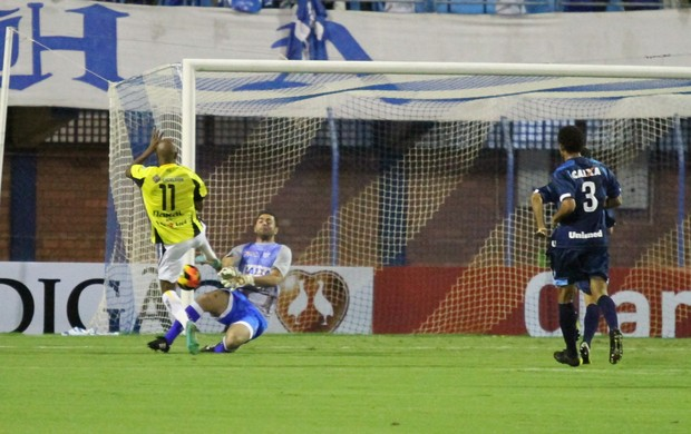 Diego Léo Andrade, Avaí x  Volta Redonda  (Foto: Jamira Furlani / Avaí FC)