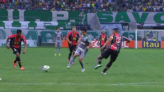Com dor na coxa, Anselmo preocupa, mas técnico indica Fabrício no Joinville