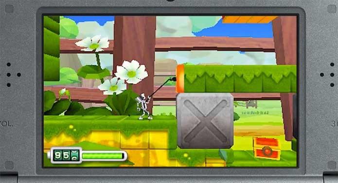 Chibi-Robo!: Zip Lash (Foto: Divulgação/Nintendo)