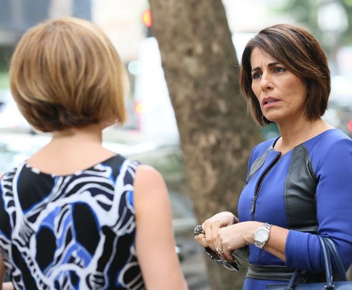 Qual será a reação de Beatriz? (Foto: Isabella Pinheiro/Gshow)