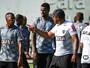 Felipe Santana sente clima do Brasil no Atlético-MG: samba e reencontros