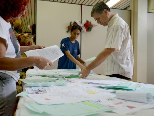 Cartas ainda podem ser adotadas até sábado, 19, na agência central de Porto Velho, RO (Foto: Mary Porfiro/G1)