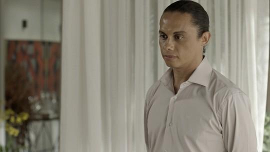 Nonato fica em pânico ao encontrar Jane di Castro