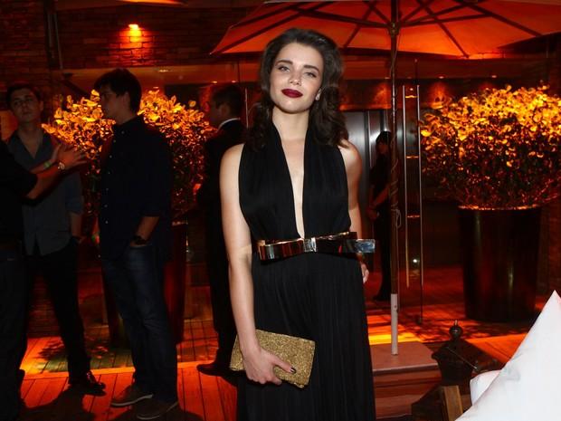Bruna Linzmeyer em festa da revista 'VIP' em hotel na Zona Sul do Rio (Foto: Raphael Mesquita/ Foto Rio News)