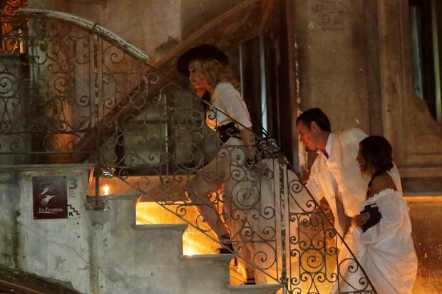 Madonna em Cuba (Foto: Reuters)