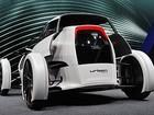 Confira dez carros com design futurista no Salão de Frankfurt