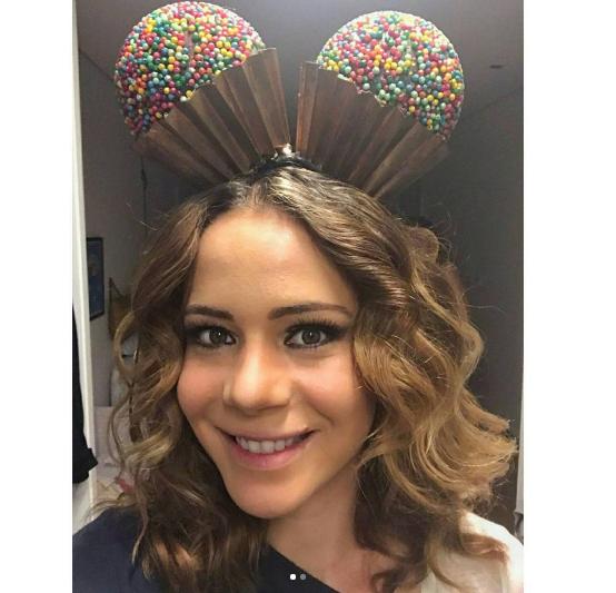 Leandra Leal mostra look para Parada Gay (Foto: Instagram/Reprodução)