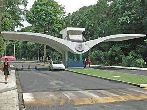 Campus da Universidade Federal da Paraíba em João Pessoa (Foto: Divulgação/UFPB)