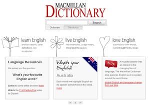 Definição de vocabulário