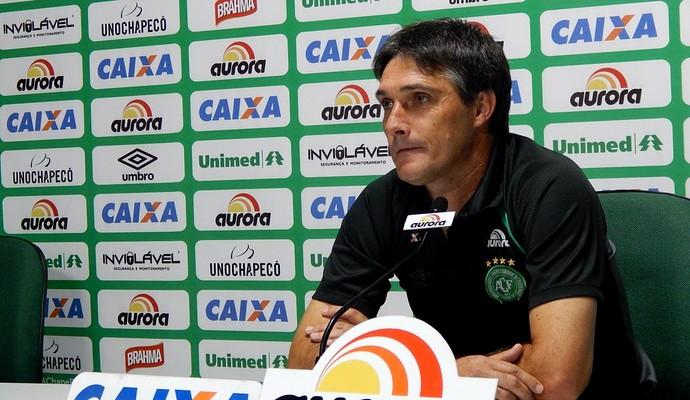 Marcos Benatto Chapecoense (Foto: Laion Espíndula)