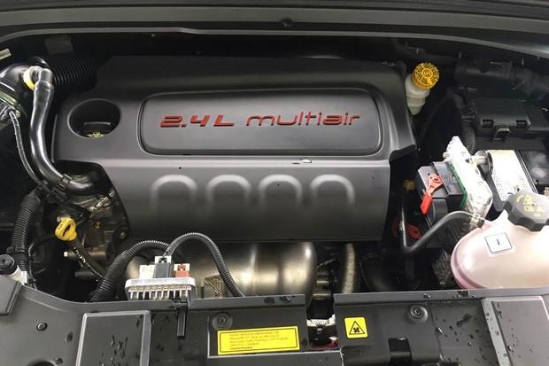 Novo motor da Toro (Foto: Karina Craveiro/Autoesporte)