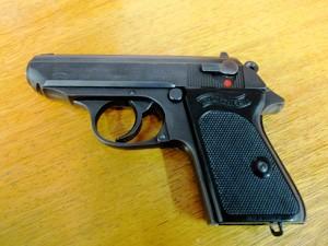 Armas 02 (Foto: Kleber Tomaz/G1)