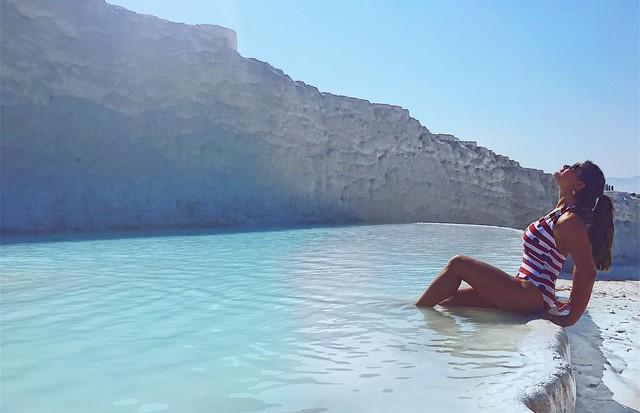 Giulia Costa na Turquia (Foto: Reprodução/Instagram)