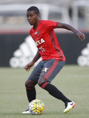 Jajá treino Flamengo (Foto: Gilvan de Souza/Flamengo)