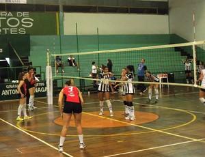vôlei santos feminino, sub-19 (Foto: Divulgação / Zerri Torquato)