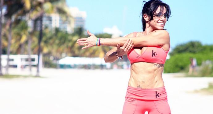 euatleta fisiculturista Karla Souza_690_2 (Foto: Eu Atleta)