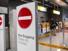 Acidente ocorre em meio a período de greve de pilotos da Lufthansa