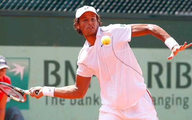 João Souza,  Feijão, Roland Garros (Foto: Agência Reuters)