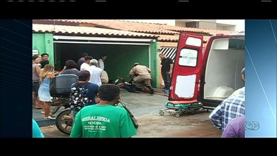 Motoboy é baleado durante tentativa de assalto em Valparaíso de Goiás