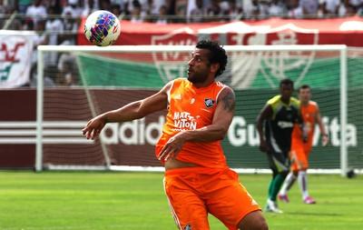 fred fluminense x cabofriense (Foto: Nelson Perez/Fluminense FC)