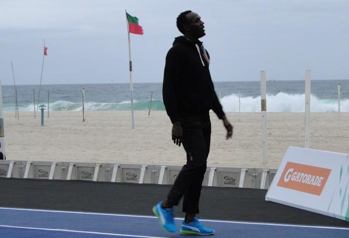 Usain Bolt Atletismo (Foto: Helena Rebello)