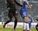 Bastia perde um ponto por insultos racistas a Balotelli
