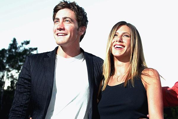 Jake Gyllenhaal e Jennifer Aniston (Foto: Getty Images)