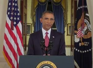 Obama contra o Estado Islâmico (Foto: Reprodução/ Youtube)
