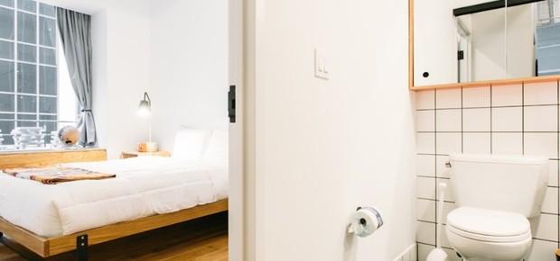 Há opções de apartamentos com um, dois ou três dormitórios (Foto: Divulgação)