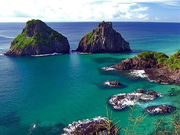 Fernando de Noronha, um dos locais mais bonitos do Brasil (Foto: Arquivo/TG)