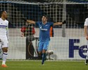 Giuliano marca duas vezes, mas Zenit é eliminado pelo Anderlecht na Rússia