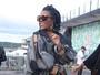 Ludmilla sobre encontro com Rihanna: 'Sonho realizado dançar com ela'