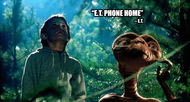 E.T. - O Extraterrestre (Foto: Divulgação)