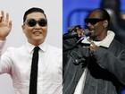 Cantor sul-coreano Psy irá lançar música em parceria com Snoop Dogg