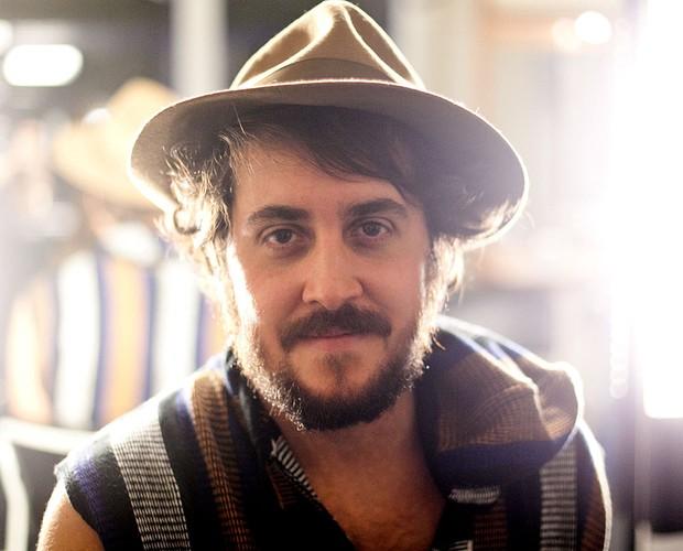 Rodrigo Suricato (Foto: Dafne Bastos/TV Globo)