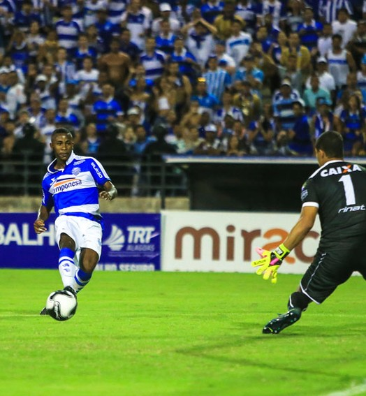 não vem (Ailton Cruz/Gazeta de Alagoas)