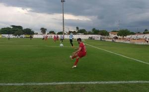 Sparta goleia o Colinas por 4 a 1 em jogo de ida da decisão da Segundona (Foto: Rafael Chaves/TV Anhanguera)