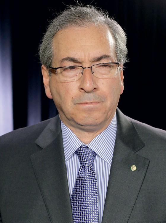 Eduardo Cunha ex-presidente  da Câmara (Foto: Sérgio Lima/Folhapress)