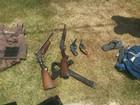 Bandidos assaltam vigilante de instituto federal que sedia Enem