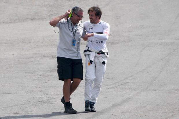 Fernando Alonso (Foto: Divulgação)