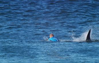 Fanning se diz ansioso para voltar a J-Bay, onde foi atacado por tubarão