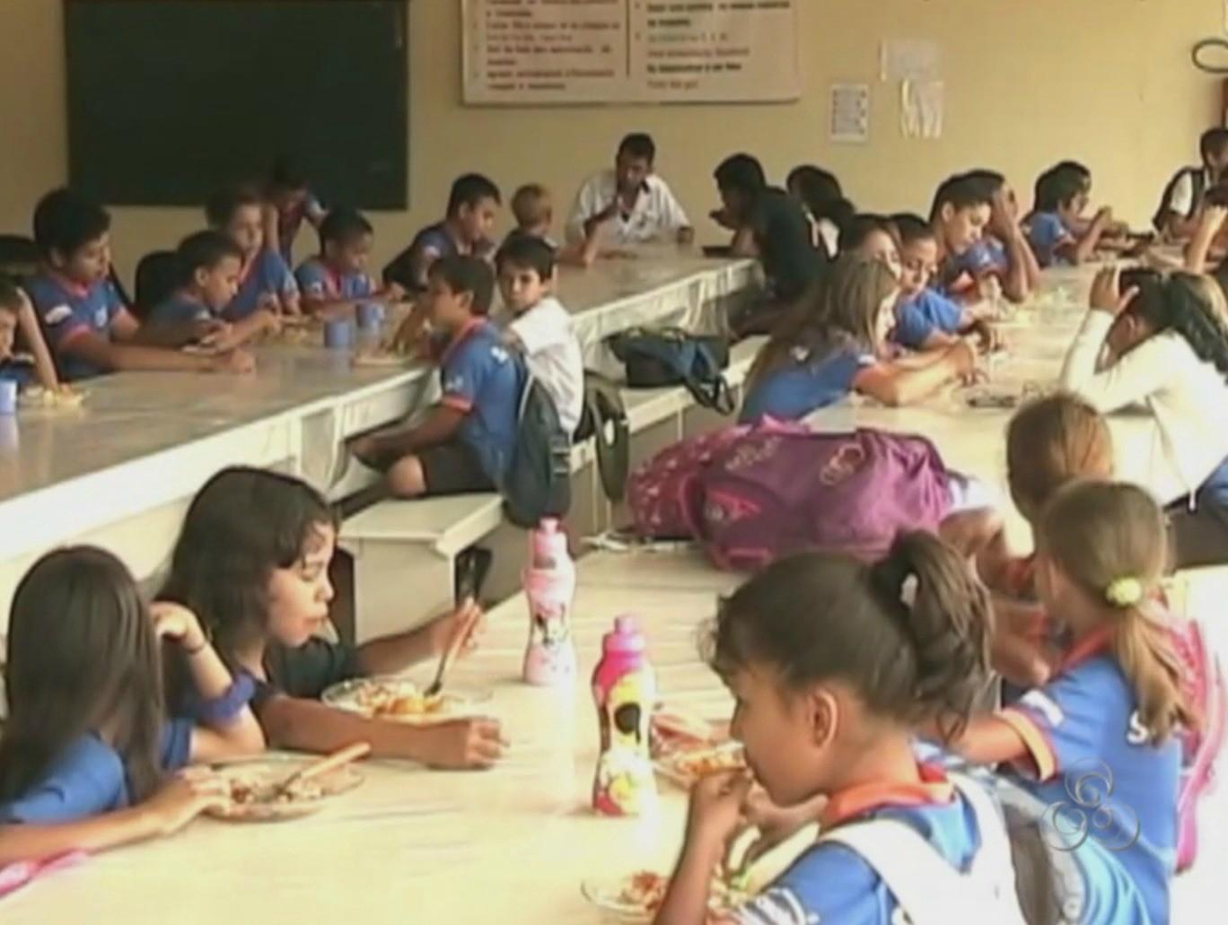 O projeto 'Sonho Meu' já atende 200 crianças  (Foto: Amazônia TV)
