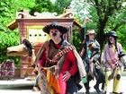 Sesc de Bauru apresenta circo inspirado em faroeste neste domingo