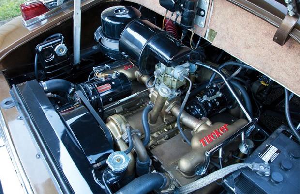 Motor de seis cilindros opostos era usado por helicópteros da Bell (Foto: Divulgação)