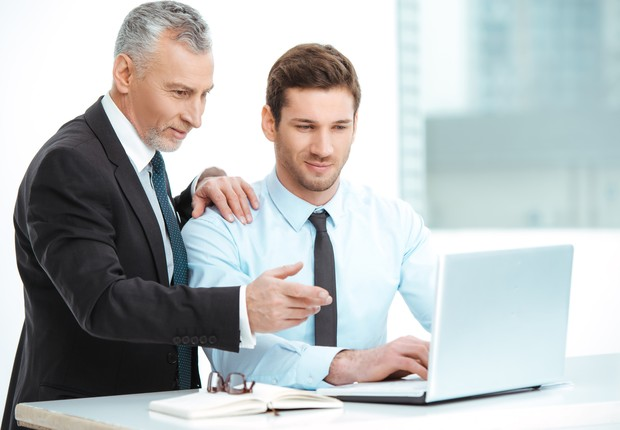 mentor, líder, chefe, reunião, executivo, empresário, CEO (Foto: Thinkstock)